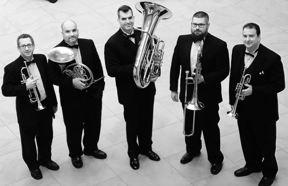 WTAMU Brass Quintet – 25 Luglio